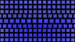 Loop Grid 004a - stock footage