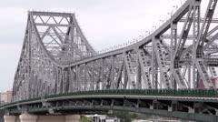 Story Bridge 4 Stock Footage