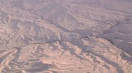Stock Video Footage of Flight over mountain in Afghanistan
