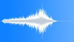 Slow futuro whoosh - sound effect