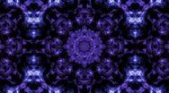 Psychedelic Kaleidascope 09 25 fps Stock Footage