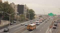 Brooklyn Highway 3 - stock footage