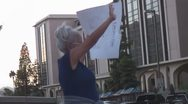 Occupy Tucson fall 2011 - 20 Stock Footage