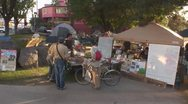 Occupy Tucson fall 2011 - 19 Stock Footage