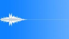 Space drum whoosh Sound Effect