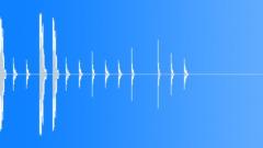 robot clinking sounds - sound effect