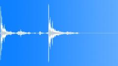 fireworks - 2x bangers - sound effect