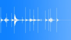 fireworks - mixed firework display - sound effect