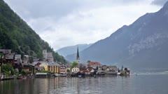 Hallstatt - UNESCO World heritage Stock Footage