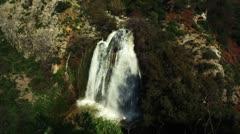 Tahana Waterfall Stock Footage