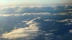 Aerial view Stock Footage