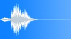 Robot voice - says 5 Sound Effect
