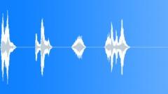 robot voice - countdown 3 to zero - sound effect