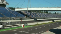 Stock Video Footage of Eurospeedway 20110903 134312p5