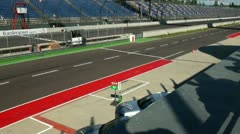 Stock Video Footage of Eurospeedway 20110903 134453p5