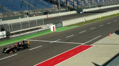 Stock Video Footage of Eurospeedway 20110903 134522p5