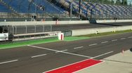 Stock Video Footage of Eurospeedway 20110903 134836p5
