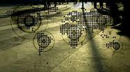 World Maps Human Body 5 Stock Footage