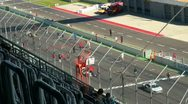 Stock Video Footage of Eurospeedway 20110903 145002p5