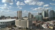 Nashville timelapse 1 Stock Footage