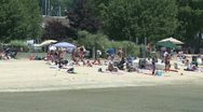 Stock Video Footage of At the beach (1 of 9)