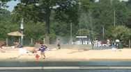 Stock Video Footage of At the beach (2 of 9)