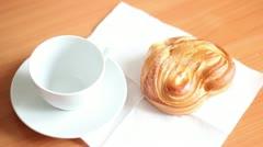 Breakfast3 Stock Footage
