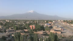 Mount Ararat Stock Footage