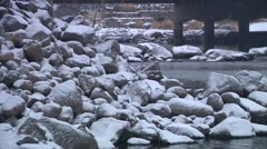 Snowy River 2 Stock Footage