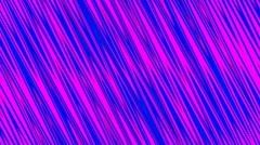 Pulsating Lines Rotation Loop 01B 30 fps Stock Footage
