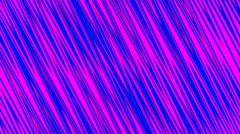 Pulsating Lines Rotation Loop 01B 25 fps Stock Footage