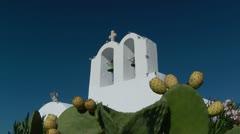 Santorini - greece island - stock footage