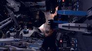 Megaship (HD) Stock Footage