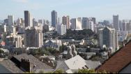 Stock Video Footage of Panorama of San Francisco