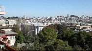 Stock Video Footage of San Francisco Panorama