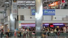 Airport turkey duty free Stock Footage
