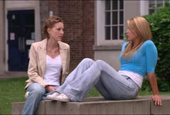 High School Girls Stock Footage