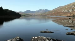 Snowdonia National Park, Wales Stock Footage