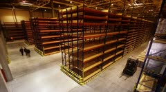 Logistics Stock Footage