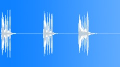 Strange message stingers - sound effect