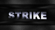 Stock Video Footage of Strike Metal Wall - HD1080