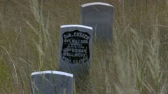Custer At Little Bighorn - stock footage