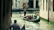 Venice 09 Stock Footage