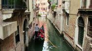Venice 18 Stock Footage
