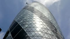 Gerkin Building Stock Footage