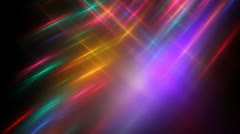 Colored light background Stock Footage
