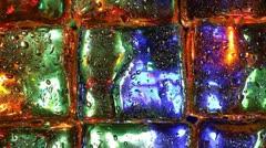 Väri abstrakti Arkistovideo