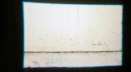Dancing Filmstrip Animation Loop - Vintage 8mm Film Stock Footage