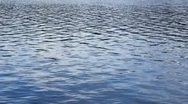 Stock Video Footage of Water ripples in lake