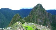 Stock Video Footage of Machu Picchu